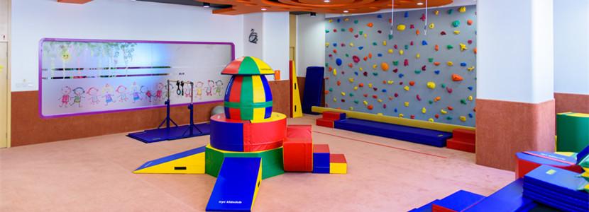 鸿坤中心健身教室