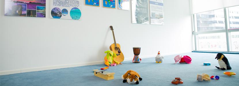 早教音乐教室
