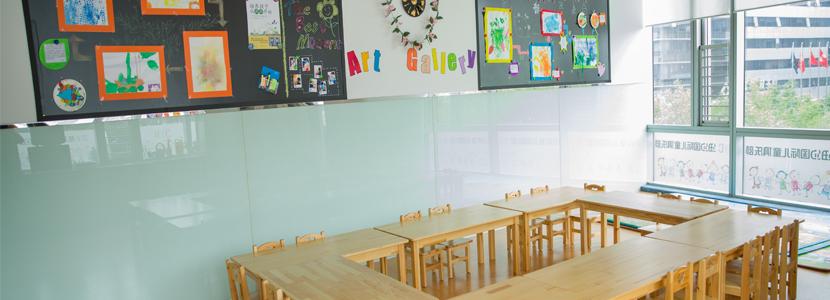 早教艺术课教室