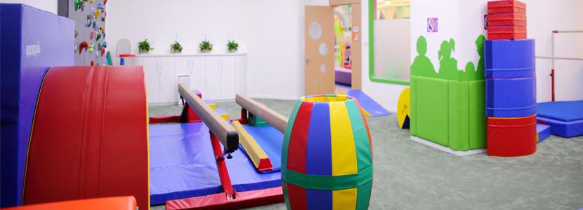 早教中心健身课教室