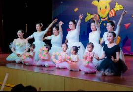 早教中心周年庆