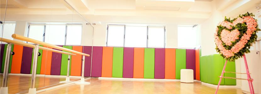 早教舞蹈课教室