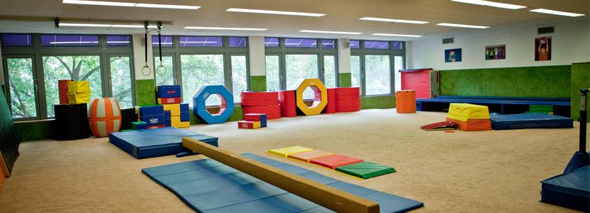 早教健身课教室