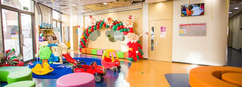 NYC纽约国际儿童俱乐部北京方庄早教中心