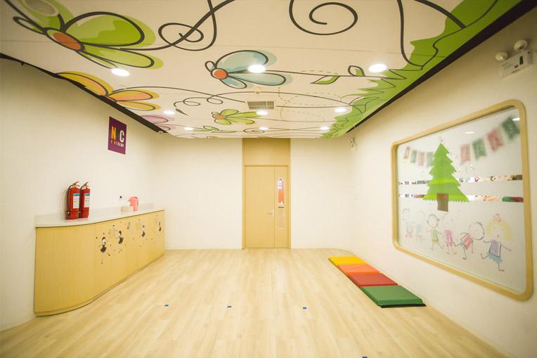 NYC早教中心环境,儿童俱乐部环境