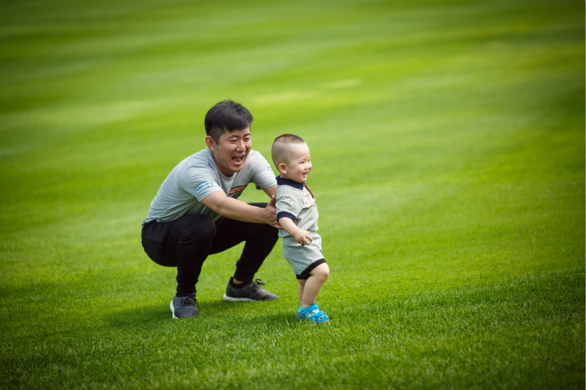 纽约国际儿童俱乐部高尔夫活动