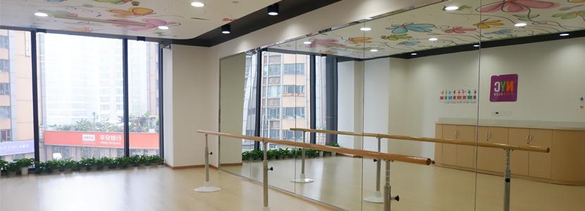 重庆早教中心舞蹈课教室