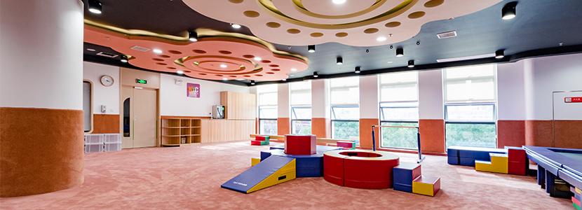南京早教中心健身课教室