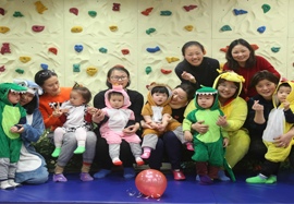 NYC上海莘庄早教中心《1.28生日会》