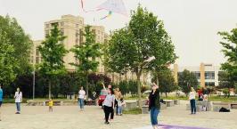 NYC纽约国际北京丰台丰科早教中心:Pongo风筝DIY户外活动回顾