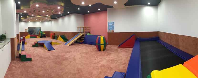 早教中心健身教室