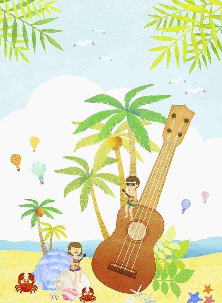 NYC西安莲湖早教中心:夏威夷音乐之旅活动预告