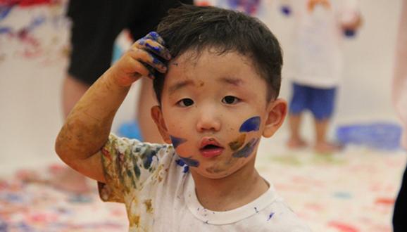 NYC青岛早教中心:7.15艺术节活动回顾