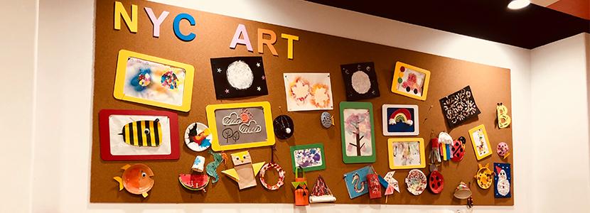 艺术课教室