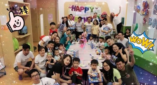 NYC纽约国际上海松江早教中心:十二月粉红猪主题生日会活动招募