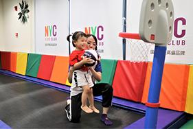 NYC纽约国际三亚早教中心:【活动回顾】激情球艺大比拼,强势围观!