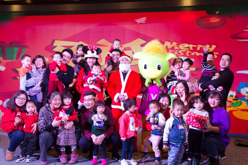 NYC丰台和谐早教中心:迪斯尼圣诞节活动精彩回顾