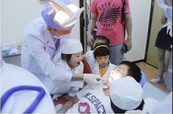 NYC纽约国际悠唐广场早教中心:【活动预告】小小牙医