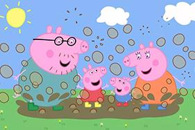 NYC纽约国际三亚早教中心:【活动预告】小猪佩奇生日派对开始啦