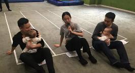 NYC纽约国际大连早教中心:萌宝爬爬回顾
