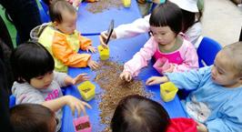 NYC纽约国际广州早教中心:欧泊植树节活动回顾