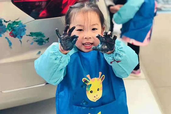 NYC纽约国际南阳早教中心:NYC开开心心大涂鸦活动回顾