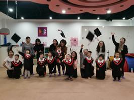 NYC纽约国际抚顺早教中心:3月毕业典礼活动回顾