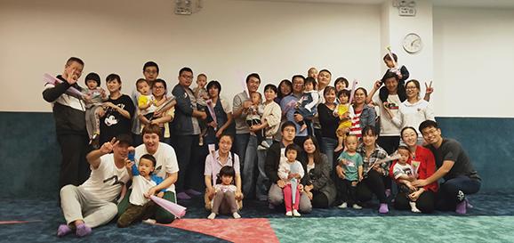 NYC纽约国际天通苑早教中心:母亲节