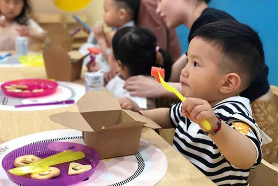 NYC纽约国际温州早教中心:微笑派对活动回顾