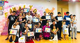 NYC纽约国际南阳早教中心:【活动回顾】亲子家庭日