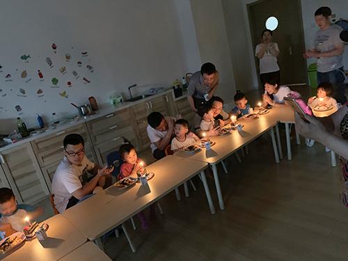 NYC纽约国际天津早教中心:球类大作战生日会活动回顾