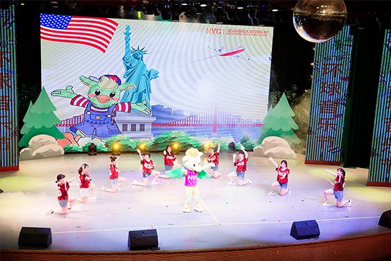 NYC纽约国际常州早教中心:【活动预告】2周年特别节目,体验迪士尼梦幻之旅