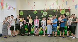NYC纽约国际太阳宫早教中心:【活动回顾】粽情端午:宝贝玩的嗨翻天!