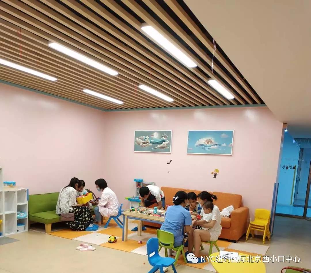 NYC纽约国际北京西小口早教中心:【活动回顾】小儿推拿义诊