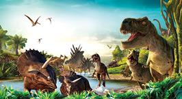 NYC纽约国际上海莘庄早教中心:【活动回顾】9.28  恐龙栖息地