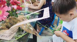 NYC纽约国际成都早教中心:【银泰城活动招募】秋天里的插花师开始招募啦~