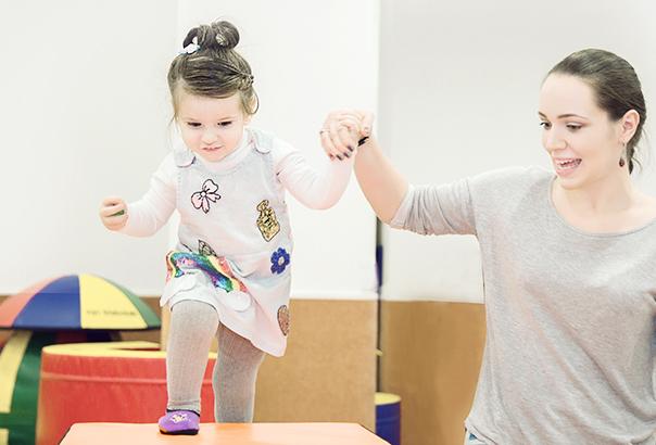 NYC国际早教健身课