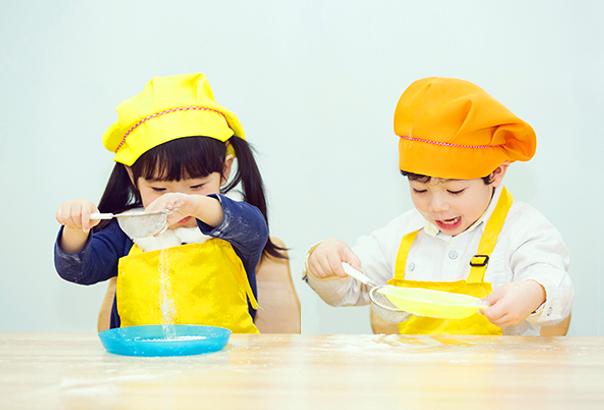 NYC国际早教厨艺课