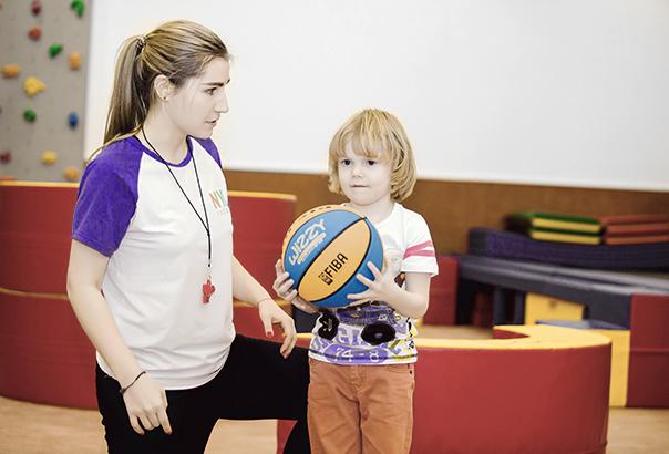 NYC国际早教综合球类课