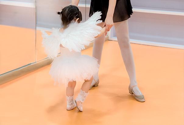 NYC国际早教芭蕾舞课