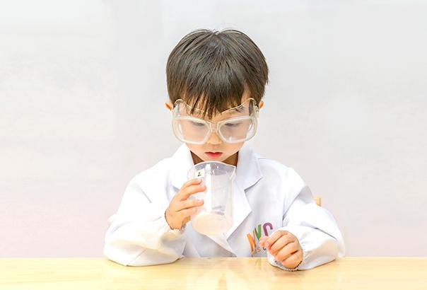 NYC国际早教科学课