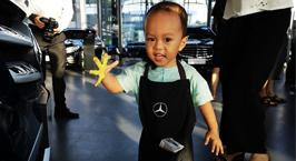 NYC纽约国际三亚早教中心:【活动回顾】酷炫涂鸦 || NYC童趣汽车彩绘