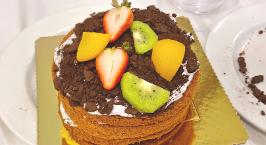 【NYC沈阳K11中心】小小烘焙师-黑森林蛋糕DIY活动回顾