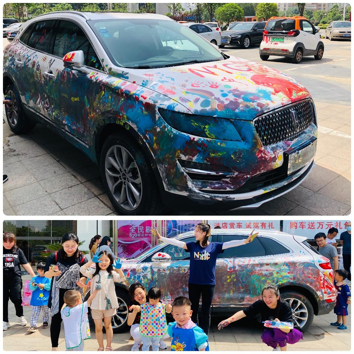 【活动回顾】名车涂鸦 | NYC小小艺术家活动