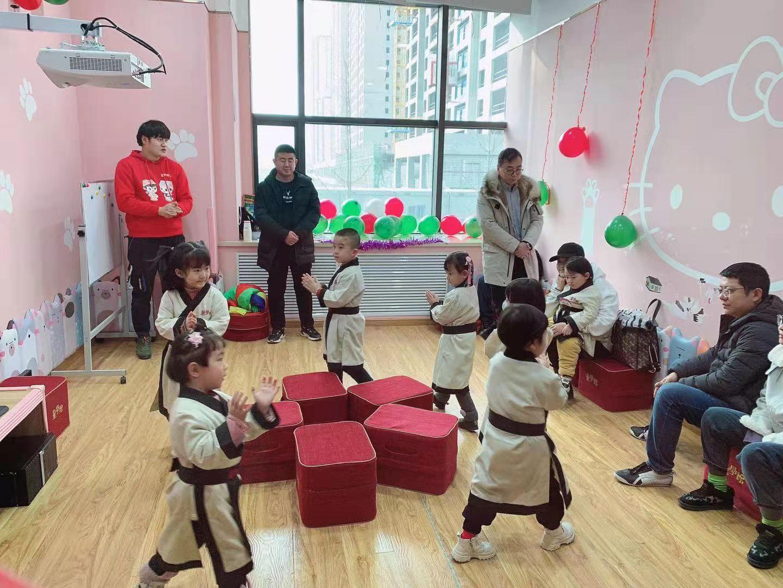 NYC纽约国际兰州早教中心:【NYC活动回顾】国学小夫子